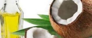 Кариес кокосовое масло