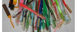 Жизнь зубной щётки