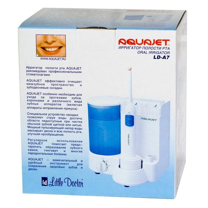 Упаковка Aquajet LD-A7