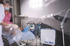 О популярности озонотерапии