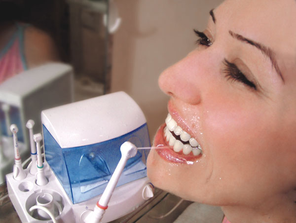 Бактерии полости рта