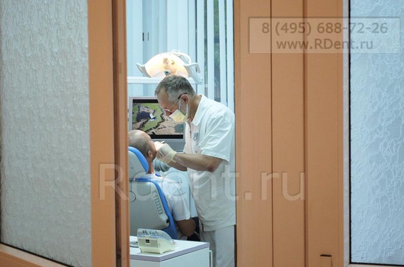 Зубная клиника работа врача